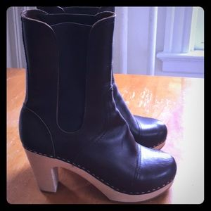 Swedish Hasbeens, size 38